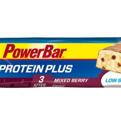 Barritas PowerBar Protein Plus Low Sugar