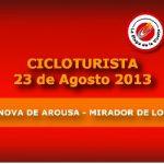 La Etapa de la Vuelta homenajea a las víctimas de Angrois