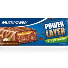 Barritas Multipower Power Layer con proteínas