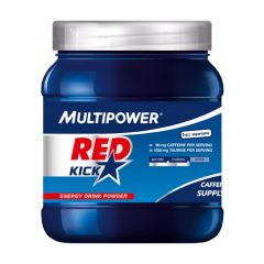 Multipower Red Kick, hidratación y energía