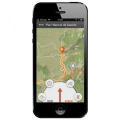 Tracklander, todas las rutas en tu iPhone
