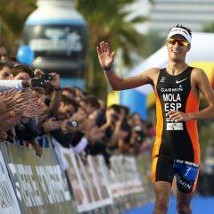 Todo listo para el Garmin Barcelona Triathlon