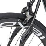 Roubaix X hydraulic brakes