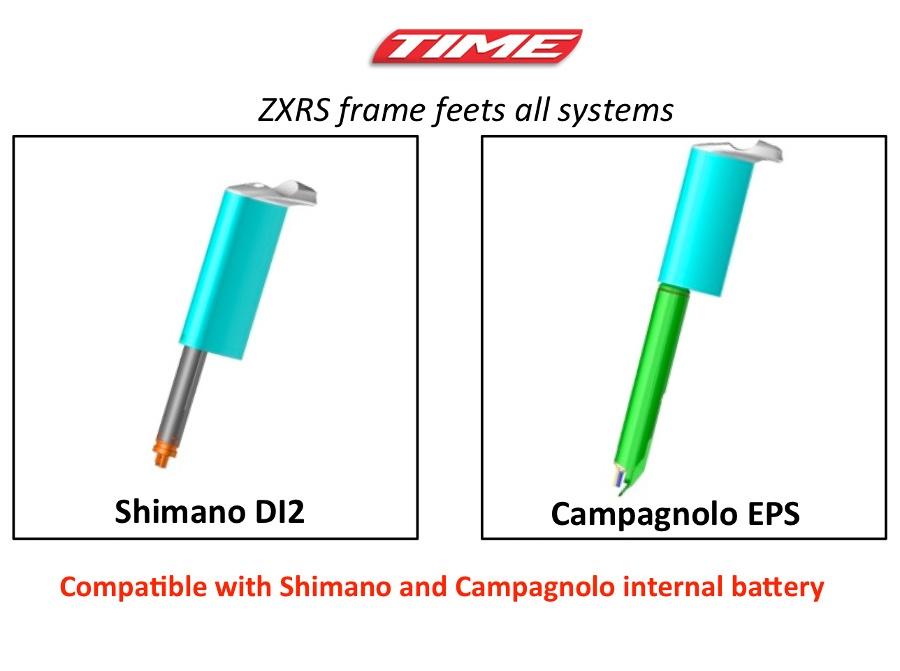 Baterías Time ZXRS