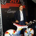 Celebración del 80º aniversario de Campagnolo