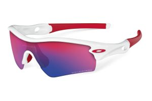 Oakley Radar Path 00 Red Iridium Polarized