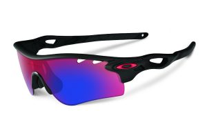 Oakley Radarlock Path OO Red Iridium Polarized
