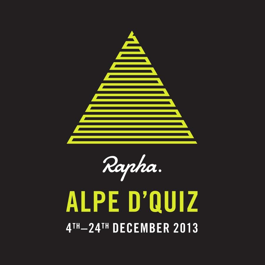 Rapha Alpe dQuiz