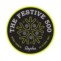 The Festive 500, la alternativa navideña de Rapha