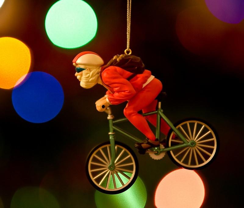 Regalos ciclistas para Navidad
