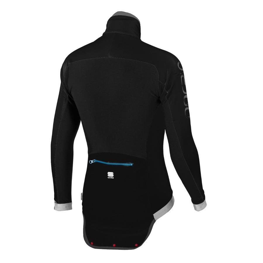 Sportful No-Rain Fiandre jacket back