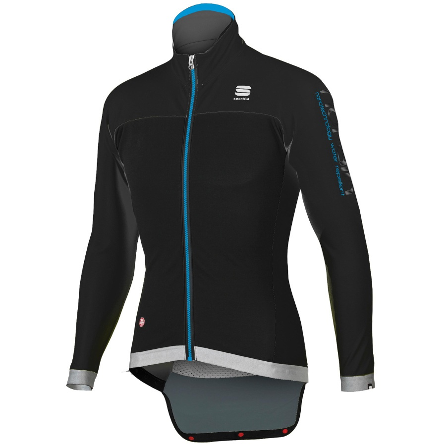 Sportful No-Rain Fiandre jacket black