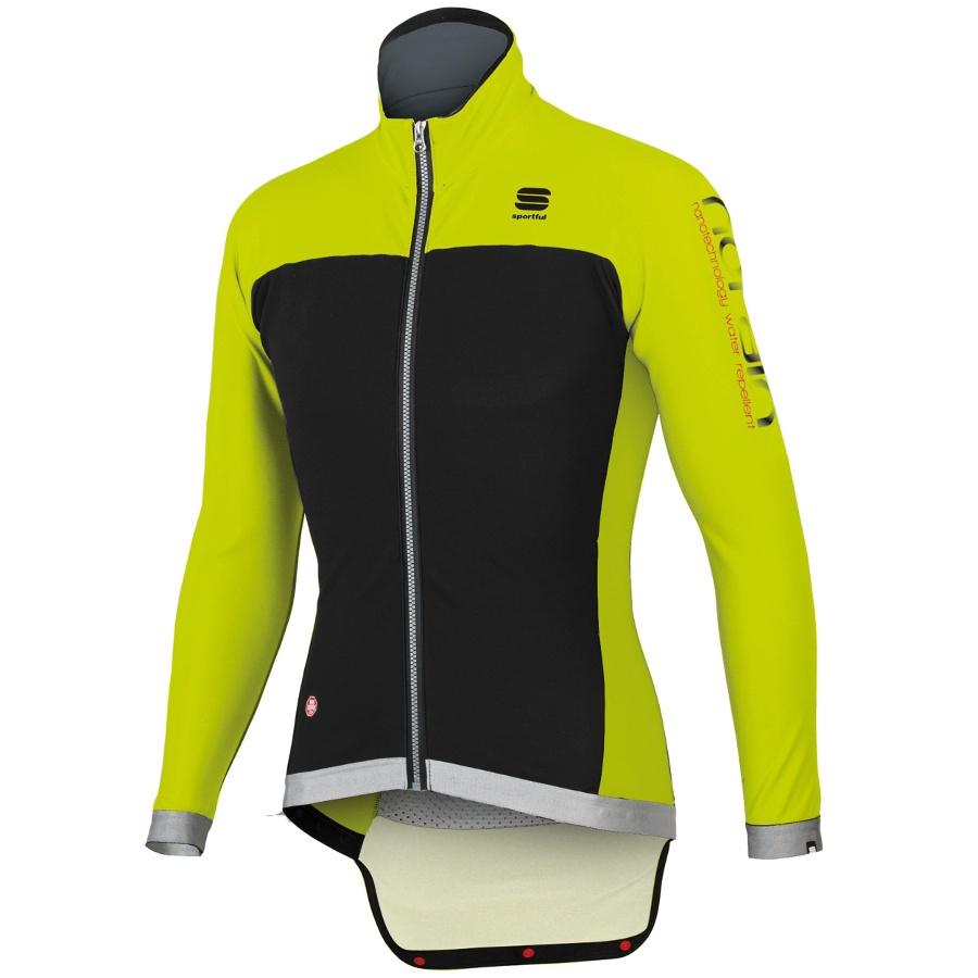 Sportful No-Rain Fiandre jacket green