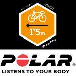 Polar se une a la campaña de seguridad #1m50