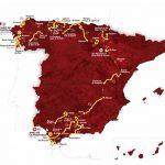 Recorrido de la Vuelta a España 2014
