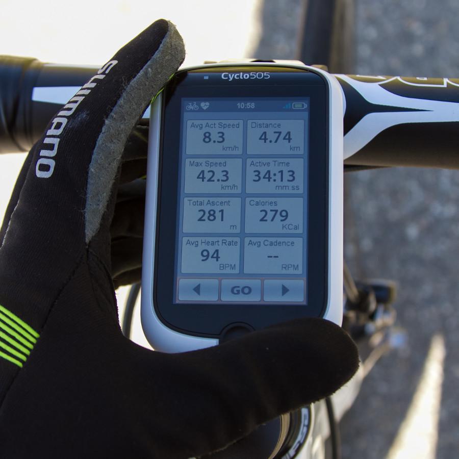 Mio Cyclo GPS