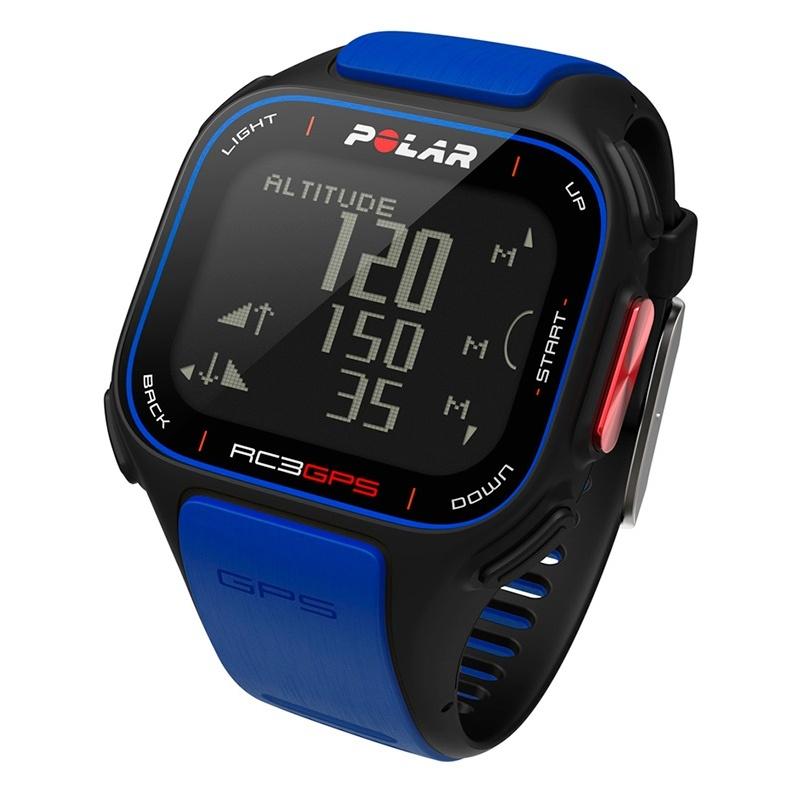 Polar RC3 GPS blue