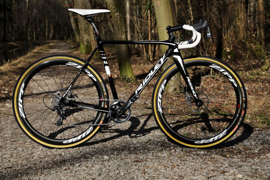 Ridley X-Night SRAM Force CX1