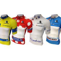 Etxeondo, maillot de la Vuelta al País Vasco
