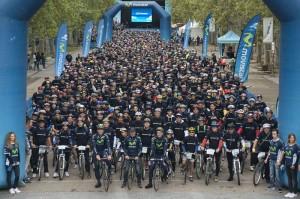 Marchas Ciclistas Movistar