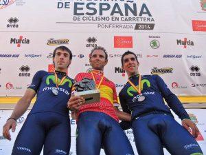 Contrarreloj Campeonato España
