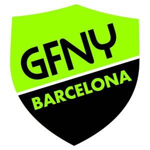GFNY Barcelona logo