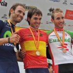 Valverde e Izaguirre se reparten los Campeonatos de España