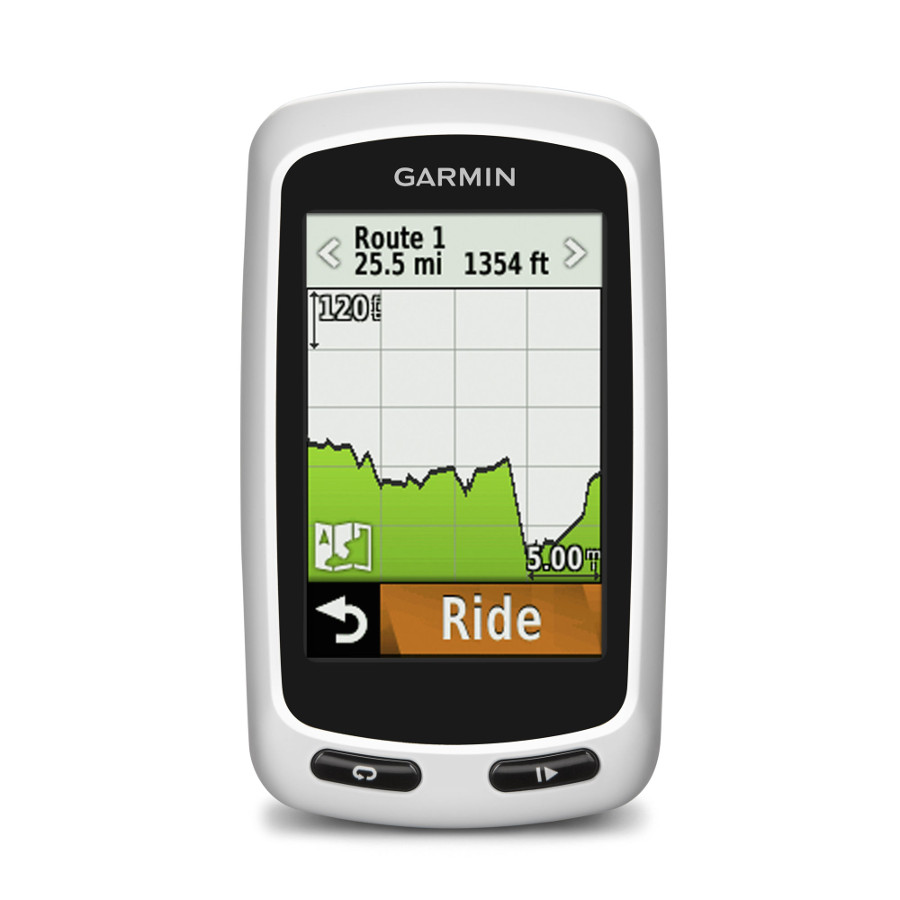 Garmin Edge Touring test