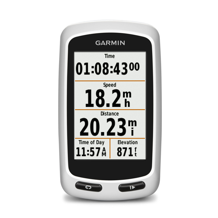 Garmin Edge Touring ciclismo