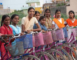 bicicletas solidarias