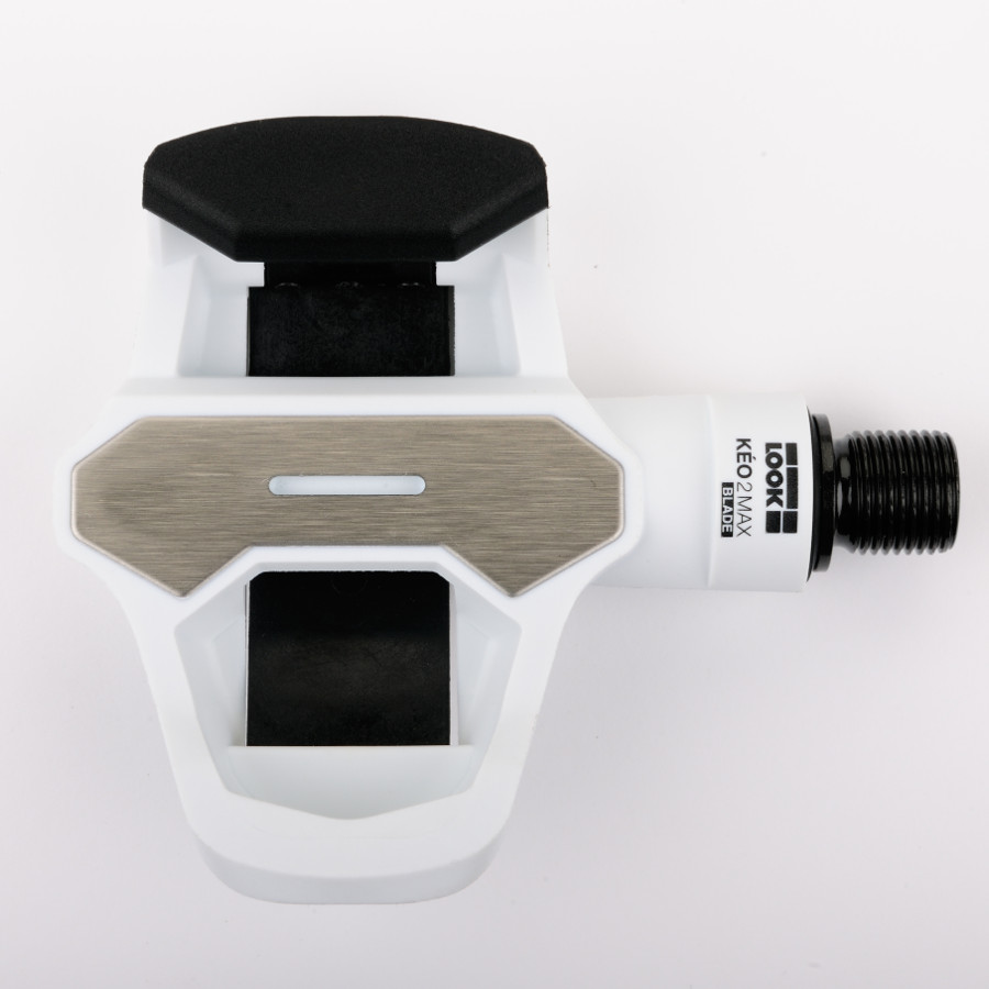 LOOK KEO 2 MAX BLADE WHITE