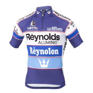 Maillot Reynolds Etxeondo