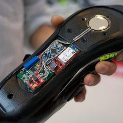 Medidor de potencia Luck para zapatillas