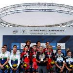 Mundial de ciclismo Ponferrada 2014