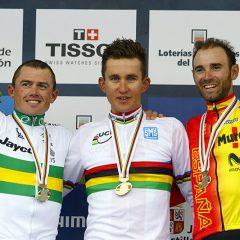 Kwiatkowski, campeón del mundo en Ponferrada