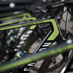 Canyon Ultimate CF SLX 9.0 Team Movistar