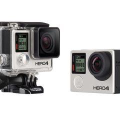 Cámara de vídeo GoPro Hero4
