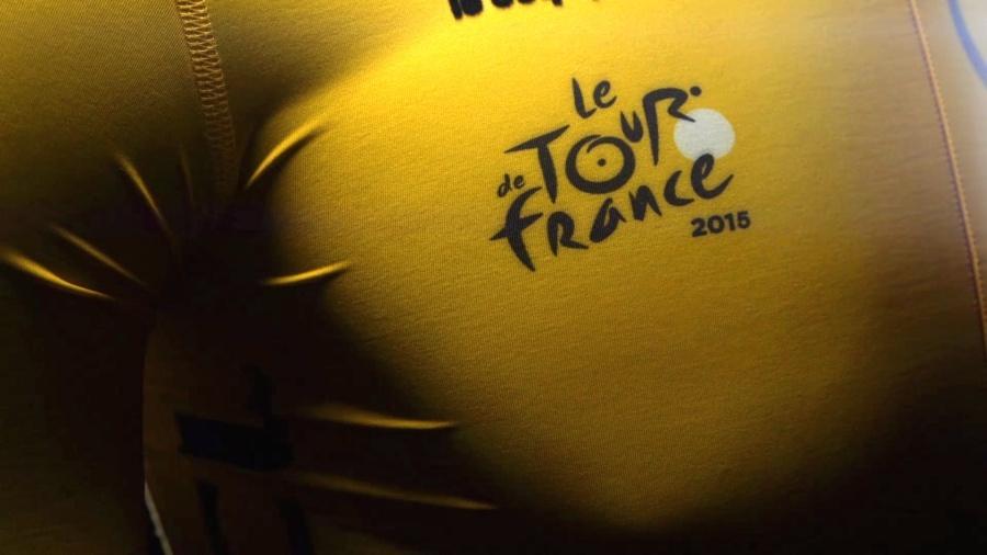 Maillot Le Coq Sportif Tour 2015