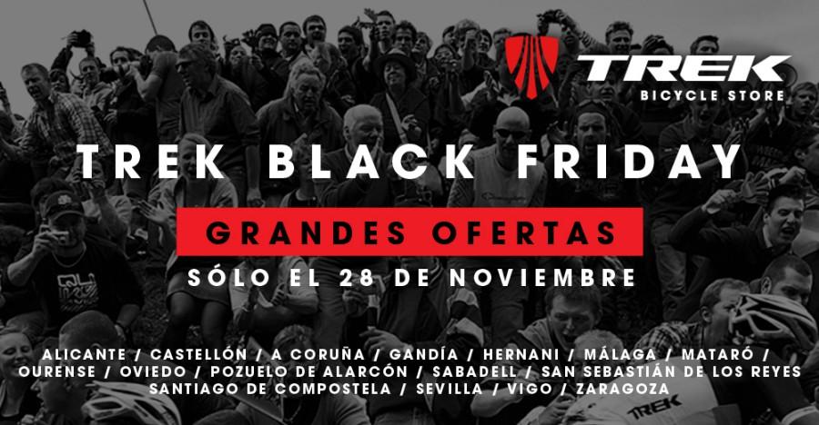 Black Friday Trek