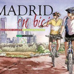 """Libro """"Madrid en bici"""""""