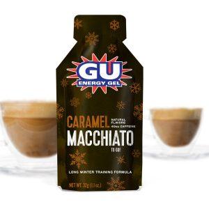 GU Energy Gel Caramel Macchiato gel