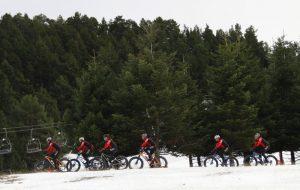 Snow Epic training