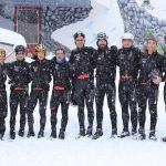 Victoria española en la primera Snow Epic