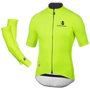 maillot etxeondo ws team edition fluor