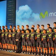 El Movistar afronta 2015 con ambición
