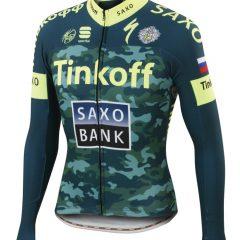 Conjunto Sportful Tinkoff-Saxo 2015