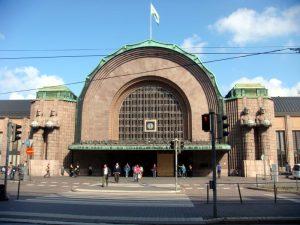 Helsinki estacion