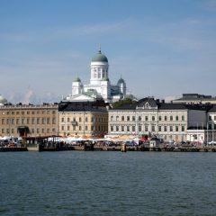 Helsinki sobre dos ruedas
