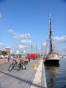 Helsinki puerto