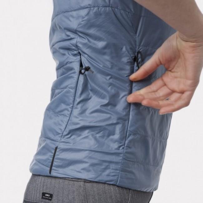 giro insulated vest detail 2